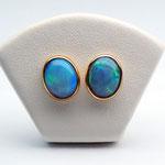 Boucles d'oreilles opales, Joaillerie Tournis, Bordeaux, fabricant