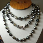 Collier tahiti baroques, Joaillerie Tournis, Bordeaux, fabricant