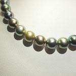 Collier de perles de Tahiti, Joaillerie Tournis, Bordeaux, fabricant
