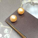 Boucles d'oreilles Perles Gold, Joaillerie Tournis, Bordeaux, fabricant