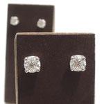 Boucles d'oreilles diamants, Joaillerie Tournis, Bordeaux, fabricant