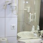 Einzelzimmer / Bad