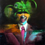 The business man / 61 x 50 cm