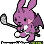 ゴルフ デビルウサギ