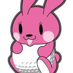 ふとっちょウサギ