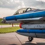 F-16 der Holländer am Vorabend des Spotterdays