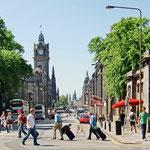 Edinburgh - Princes Street