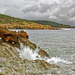 Südküste - Costa del Sud - Viele kleine Buchten, tolle Felsküstenabschnitte - einfach ein Traum. Bis nächstes Jahr!!!