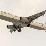 Final Approach: Airbus A321-231 (D-AISR) Lufthansa