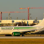 D-ABLB Boeing 737-76J Germania