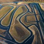 Das neue Audi-Gelände in Neuburg.....mit Rennstrecke da sich hier die Motorsportabteilung niederlassen wird.