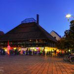 """Events in Neuburg an der Donau - """"Neuburg leuchtet"""" während der jährlich stattfindenden langen Einkaufsnacht (Schrannenplatz)"""