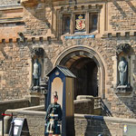Eingang zum Edinburgh Castle