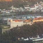 In der Burg befindet sich das Jura-Museum Eichstätt. Hier werden Fossilien der Solnhofener Plattenkalke gezeigt, die durch Steinbruchtätigkeit in der Region zutage gefördert wurden.