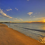 Sonnenaufgang an der Costa Rei - 6:51Uhr - Geschafft...Good Morning Sardinia