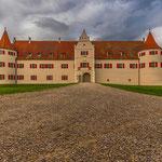 Neuburg an der Donau - Das Jagdschloss Grünau, hier finden zahlreiche Veranstaltungen statt