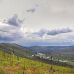 Steese Highway - Wenn man den Highway mal verlässt bieten sich solche Aussichten
