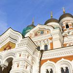 Russische Hinterlassenschaft: Die Alexander-Newski-Kathedrale auf dem Domberg