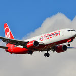 Boeing 737-800 / D-ABMV / Air Berlin / MUC