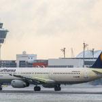 Gase rein - Airbus A321-231 - Luftahnsa (D-AIDB)