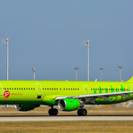 VQ-BQH Airbus A321-211 S7 Airlines