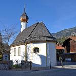 Kirche in Grainau