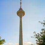 Der Tallinner Fernsehturm (314 m) bietet traumhafte Ausblicke von der 170 Meter hohen Plattform