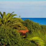 Costa Rei - Blick vom Balkon direkt aufs Meer