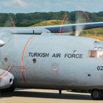 C-130 der Türkischen Luftwaffe