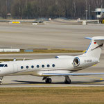 D-AKAR Gulfstream 550 Private owner