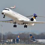 D-ACPH Canadair CRJ-700 Lufthansa CityLine