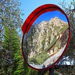 Impressionen - Blick zurück in Limone sul Garda