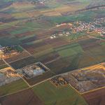 Steinbrüche westlich von Kaldorf und Petersbuch