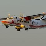 OK-LRA Let L-410UVP-E Turbolet LR Airlines