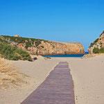 Ostküste - Cala Domestica/Piratenbucht - Der Weg ins Glück