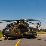 CH-53 aus Laupheim