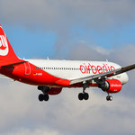 Airbus A320-200 / D-ABDQ / Air Berlin / MUC