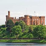 Inverness Castle mit River Ness.