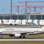 EI-FAJ Airbus A320-214 Rossiya