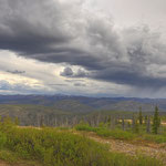 US Creek Road - Schotterpiste in die Natur mit geiler Aussicht