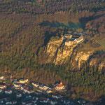 Das Schloß wacht über Arnsberg und das Altmühltal (Ausflugstipp!!!)