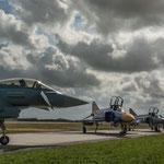 Der Eurofighter ist ein würdiger Nachfolger...