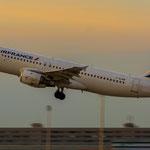 F-GJVW Airbus A320-211 Air France