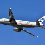 SX-DVS Airbus / A320-232 / Aegean Airlines