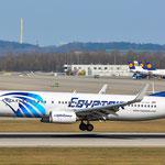 SU-GDZ Boeing 737-866 Egyptair