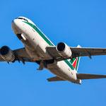 Airbus A319-100 / EI-IMJ / Alitalia / MUC