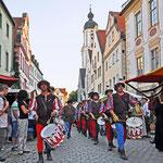 Events in Neuburg an der Donau - Das Schloßfest findet alle zwei Jahre statt