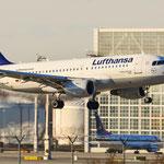 Airbus A319-100 / D-AIBB / Lufthansa / MUC