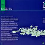 Östlich von Neuburg befindet sich ein Naturparadies an der Donau - Das Auenzentrum Neuburg