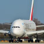 A6-EDZ Airbus A380-861 Emirates
